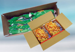Northwest food beverage world exhibitor directory northwest food hvp horizontal and vertical case packer for bags of frozen fruits and vegetables by blueprint automation malvernweather Choice Image